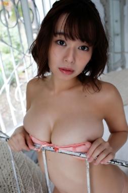 Wachi Tsukasa swimsuit bikini gravure The bulge is a national treasure012