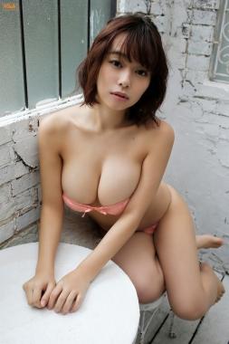 Wachi Tsukasa swimsuit bikini gravure The bulge is a national treasure013