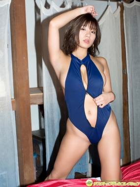 Aya Hazuki swimsuit bikini gravure I want to look closely at the fluffy Gtits026