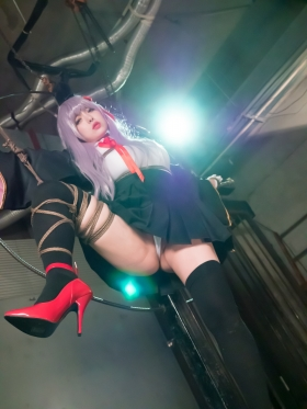 Bondage girl I want to be dominated by y036