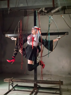 Bondage girl I want to be dominated by y043