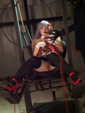 Bondage girl I want to be dominated by y062