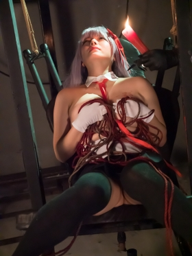 Bondage girl I want to be dominated by y063