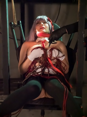 Bondage girl I want to be dominated by y064