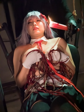 Bondage girl I want to be dominated by y066