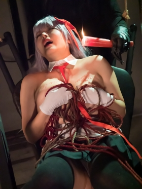 Bondage girl I want to be dominated by y069