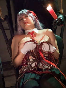 Bondage girl I want to be dominated by y070