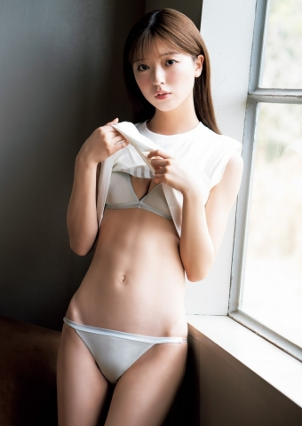 Misao Kudo swimsuit bikini gravure Too cute absolute heroine004