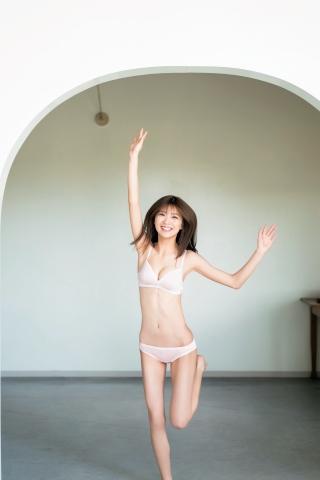 Misao Kudo swimsuit bikini gravure Too cute absolute heroine014