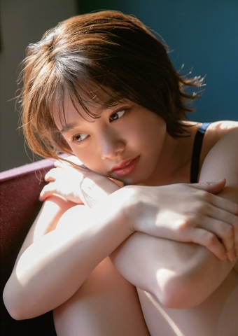 Ayuna Nitta Swimsuit Bikini Gravure This cuteness is the stuff of legends004