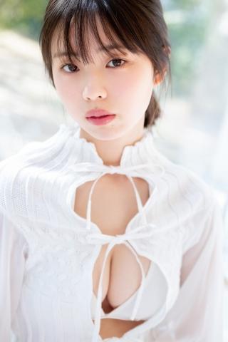 Himena Kikuchi White Swimsuit Bikini Pure Vol2002