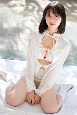 Himena Kikuchi White Swimsuit Bikini Pure Vol2006