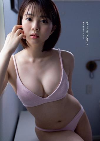 Rina Kannami the heroine of Reiwa her preciousswimsuit gravure004