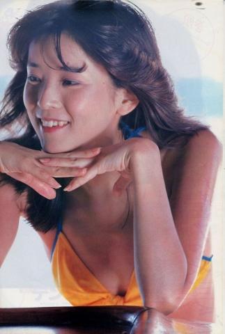 Naomi Kawashima swimsuit bikini gravure Idol birth015