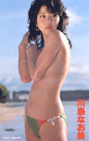 Naomi Kawashima swimsuit bikini gravure Idol birth017