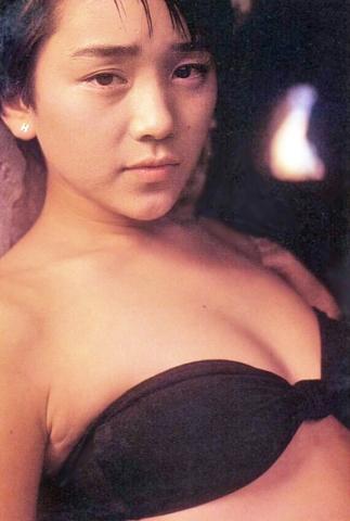 Hikaru Nishida swimsuit bikini gravure 1988 debut039