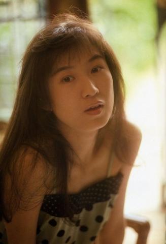 Moriguchi Hiroko swimsuit bikini gravure 1985 debut042