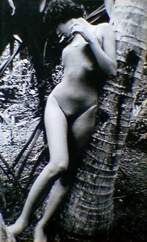 Yoko Ishino swimsuit bikini gravure 1985 debut005