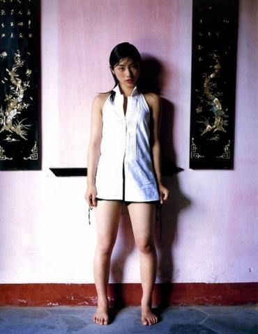 Satomi Ishihara swimsuit bikini gravure004