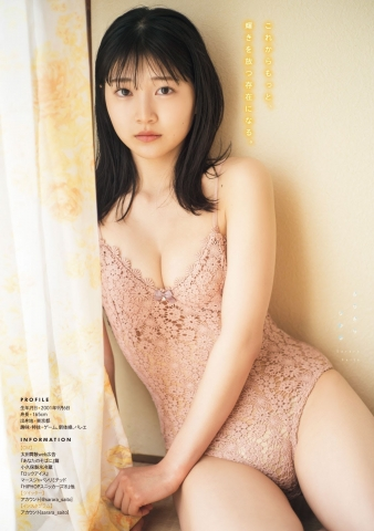 Hot New Actress in a Swimsuit: Sarara Saito004