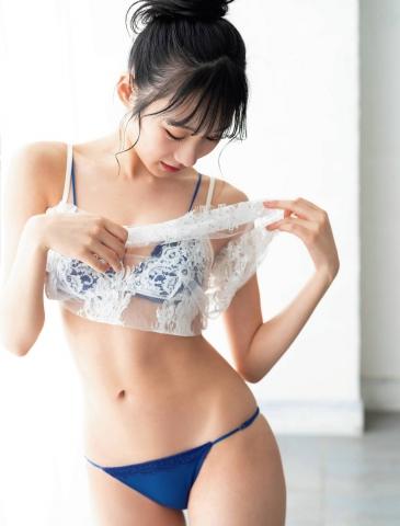 Sumire Yokono swimsuit bikini gravure Cute female panther010