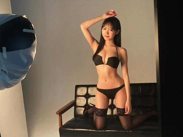 Sumire Yokono swimsuit bikini gravure Cute female panthe1r001