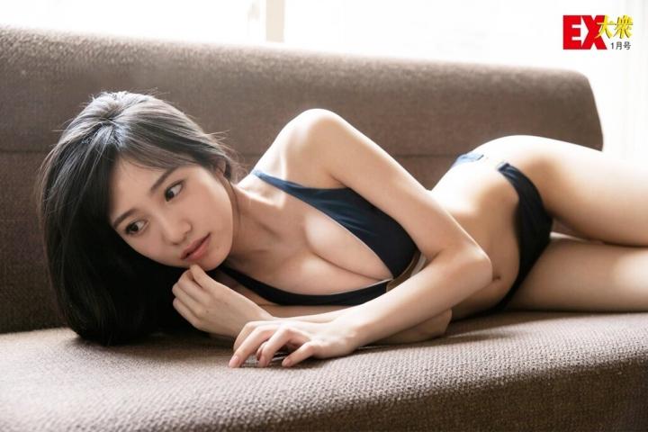 Sumire Yokono swimsuit bikini gravure Cute female panthe1r023