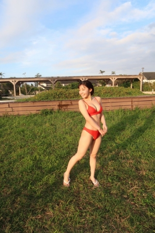 Hiyori Hanasaki Swimsuit Bikini Gravure Once in a millennium loli big tits change 8006