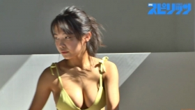 Beautiful body made of ramen noodles Rio Teramoto swimsuit bikini gravure043