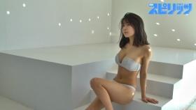 Beautiful body made of ramen noodles Rio Teramoto swimsuit bikini gravure075