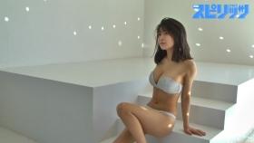 Beautiful body made of ramen noodles Rio Teramoto swimsuit bikini gravure076