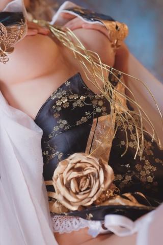 Exposed Chinese Dress Serious Azure Lane015