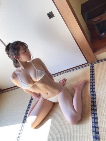 Hiyori Hanasaki swimsuit bikini gravure Lolita big tits worlds milk heroine011