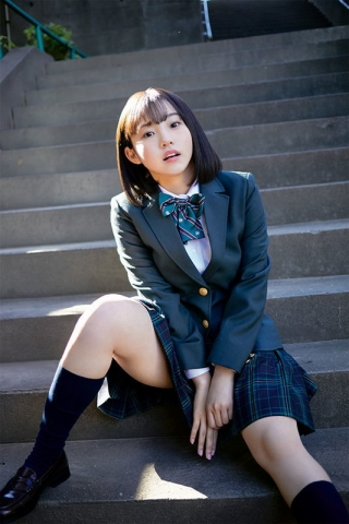 Hiyori Hanasaki swimsuit bikini gravure Lolita big tits worlds milk heroine026