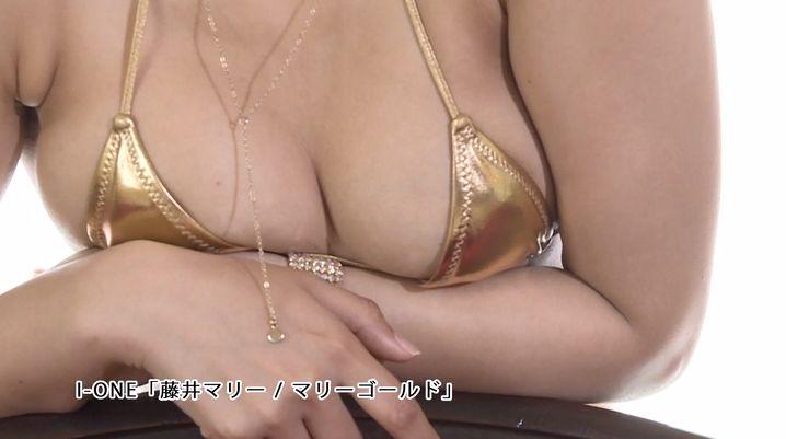 Marie Fujii Swimsuit Bikini Gravure Boldly exposes her dynamite body037