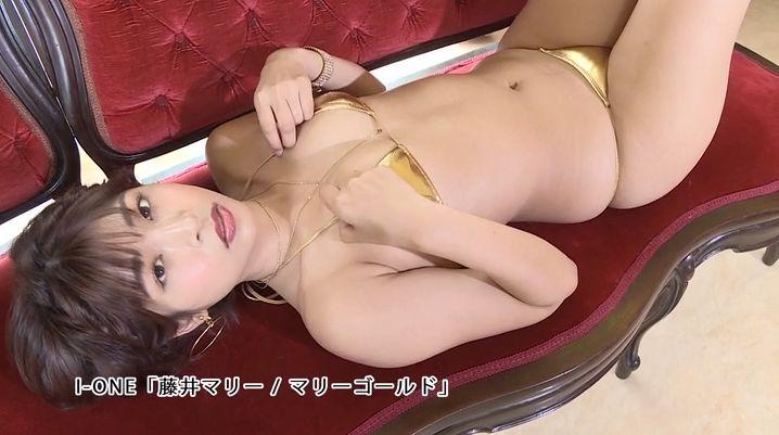Marie Fujii Swimsuit Bikini Gravure Boldly exposes her dynamite body038