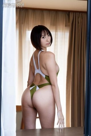 Marie Fujii Swimsuit Bikini Gravure Boldly exposes her dynamite body003