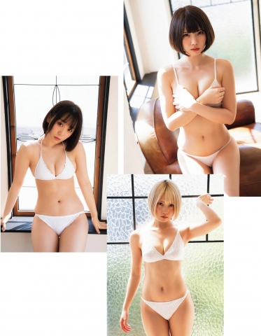 The three strongest people in the world Enako Moe Iori and Kokoro Shinozaki009