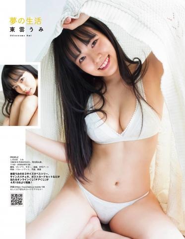 Ummi Shinonome Swimsuit Bikini Gravure Dream Life005