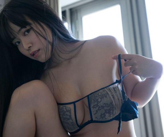 Ummi Shinonome Swimsuit Bikini Gravure Dream Life010