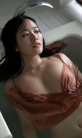 Ummi Shinonome Swimsuit Bikini Gravure Dream Life011