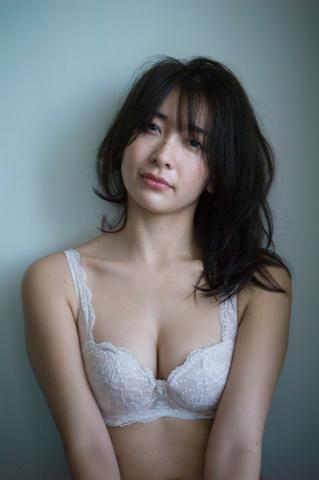 Mami Yamazaki Swimsuit Bikini Gravure Nowhere to be found001