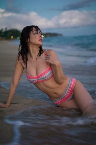 Mami Yamazaki Swimsuit Bikini Gravure Nowhere to be found006