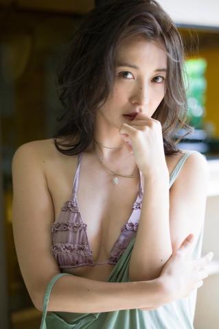 Mami Yamazaki Swimsuit Bikini Gravure Nowhere to be found014