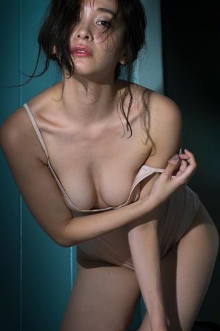 Mami Yamazaki Swimsuit Bikini Gravure Nowhere to be found020