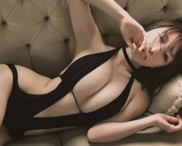 Airi Shimizu Swimsuit Bikini Gravure The genius is here032