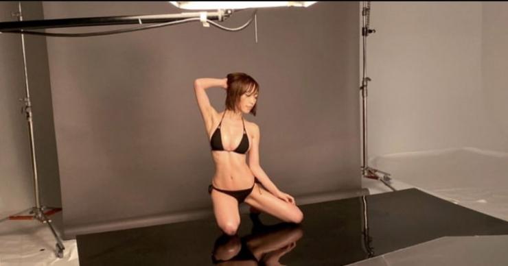 Airi Shimizu Swimsuit Bikini Gravure The genius is here035