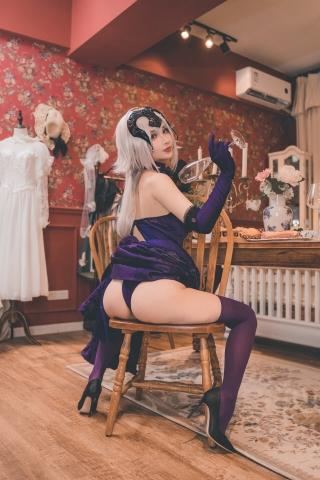 Jeanne dArc Orta Yideli Dress015