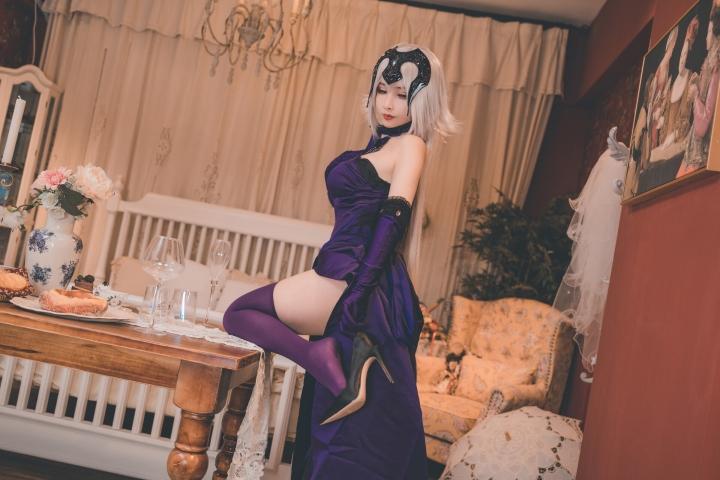 Jeanne dArc Orta Yideli Dress019