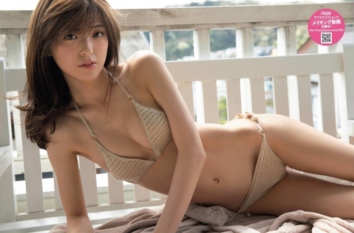 Mio Kudo 21 continues to grow as an actress after appearing in Kiramager004